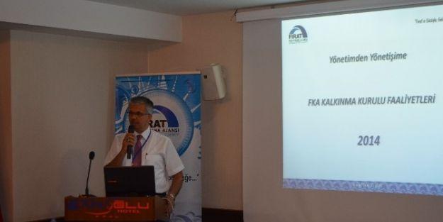 Fka, 9. Olağan Genel Kurulunu Tunceli'de Yaptı