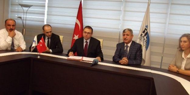Fka İle Yeşilyurt Belediyesi Arasında Eğitim Protokol İmzalandı