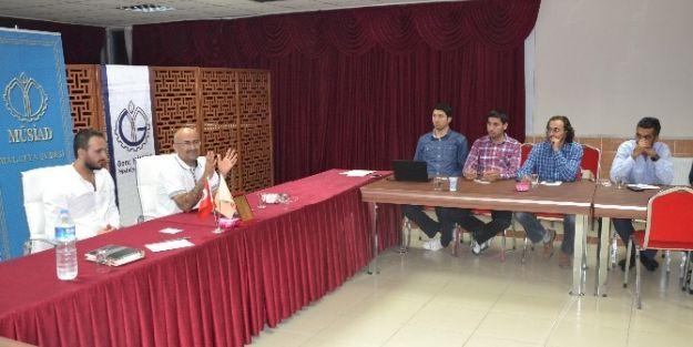 Genç Müsiad 'tecrübe Paylaşım' Toplantısını Gerçekleştirdi