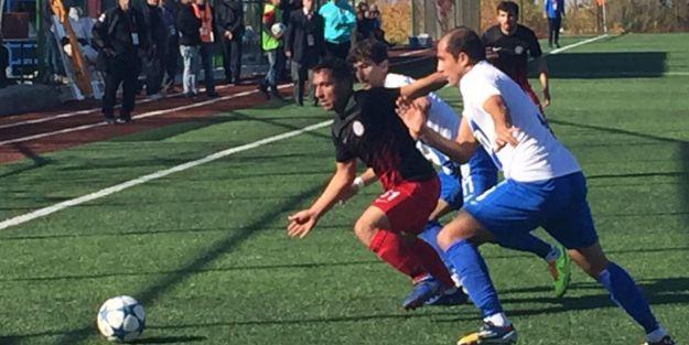 Gergin maçın galibi Yeşilyurt Belediyespor