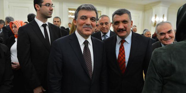 Gürkan, Cumhurbaşkanı'na Battalgazi'yi anlattı