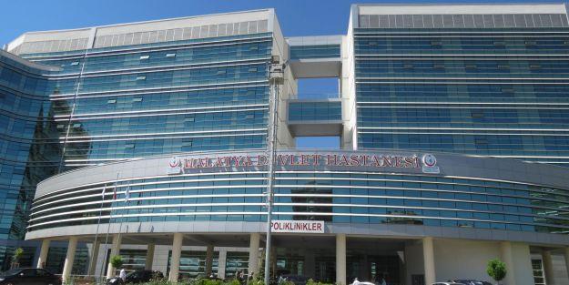 Hastane 'Resmen Teslim' Edildi