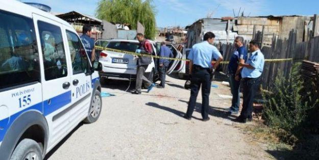 Hurdacıda Silahlı Kavga: 2 Yaralı