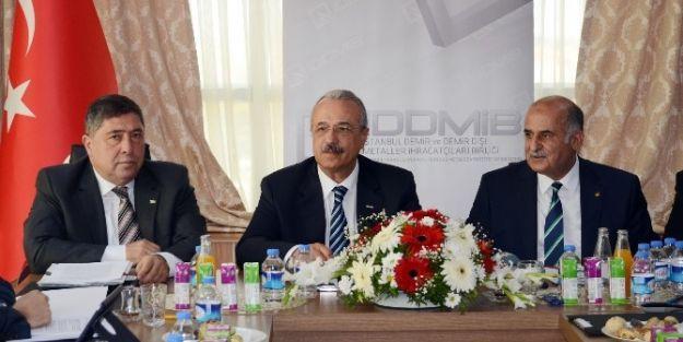 İddmib, Yönetim Kurulu Toplantısını Malatya'da Yaptı
