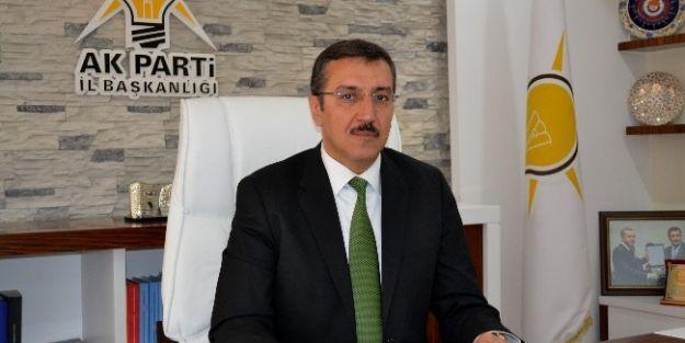 İl Başkanı Tüfenkci'den Cumhurbaşkanlığı Adaylığı Açıklaması