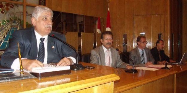 İl Genel Meclisi 3 Konu İçin Toplandı