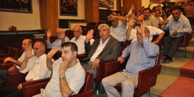 İl Genel Meclisi Eylül Atı Toplantısını Sürdürdü
