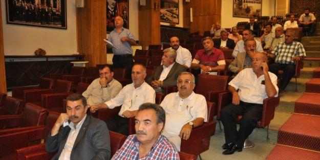 İl Genel Meclisi Eylül Ayı Oturumu Devam Etti