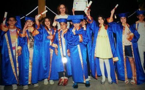 İlkokulu Bitirince Kep Attılar