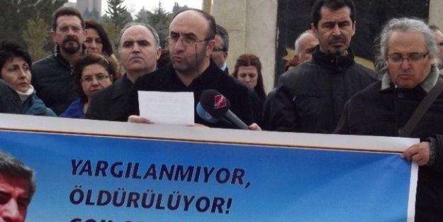 """İnöder Başkanı Demirtaş: 'fatih Hilmioğlu Serbest Bırakılmalıdır"""""""