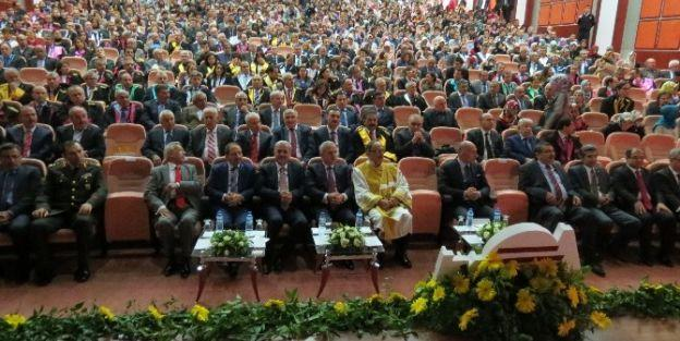 İnönü Üniversitesi 40. Akademik Yılı Açılışı Yapıldı