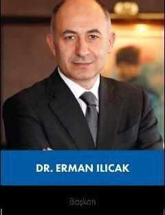 İş Adamı Erman Ilıcak'a Fahri Doktora Ünvanı