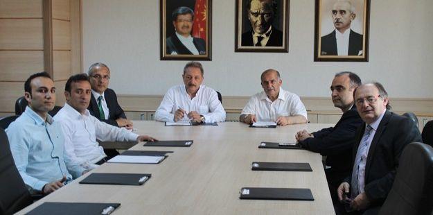 'işgem Teknik Yardım Projesi' Başlangıç Toplantısı Yapıldı