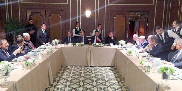 İstanbul'da Malatya Toplantısı