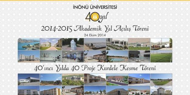 İ.ü'de Akademik Yıl Açılış Töreni 24 Ekim'de
