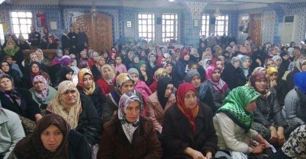 Kadınlara Dini Program Düzenlendi