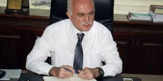 Kamu Hastaneleri Birliği Genel Sekreteri Şükrü Özdemir: