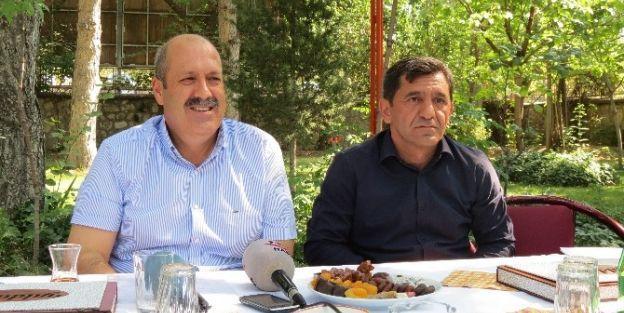 """Karayolları Bölge Müdürü Özendi'den 'kuzey Çevreyolu"""" Açıklaması"""