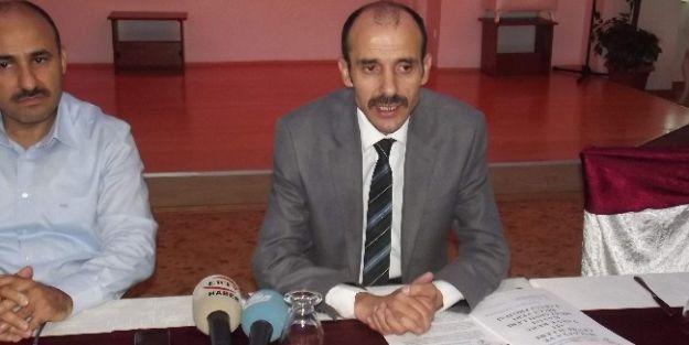 Kayısı Derneği Başkanı Erhan Soğukpınar: