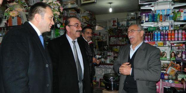 """Kazancıoğlu, 'Arapgir'de çok güzel çalışmalar yapacağız"""""""