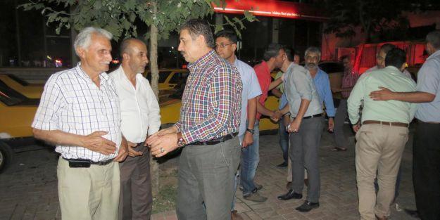 """Keskin; 'Malatyalılar taksici esnafından memnun"""""""