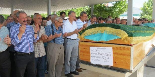Kıbrıs Şehidi Özalper'in Oğlu Vefat Etti