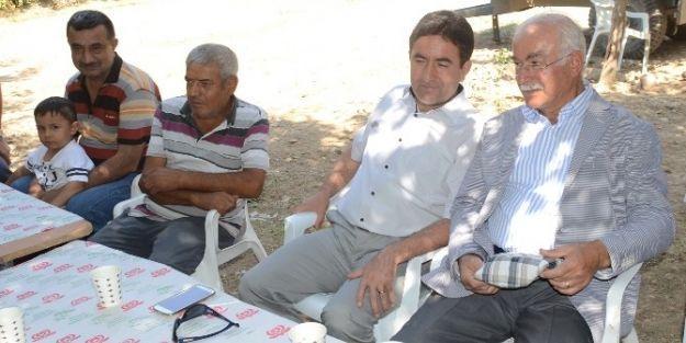 Kırlangıç Mahallesi'nde Birlik Ve Dayanışma Yemeği Etkinliği Düzenlendi