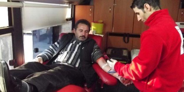 Kış Mevsiminde Kan Bağışı Azalıyor