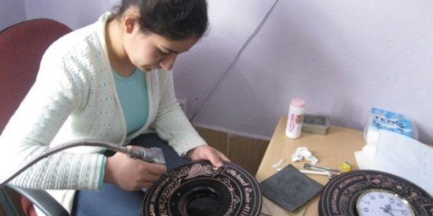 Kuluncak'da Bayanlar İçin Yeni Kazanç Kapısı: Bakır İşlemeciliği