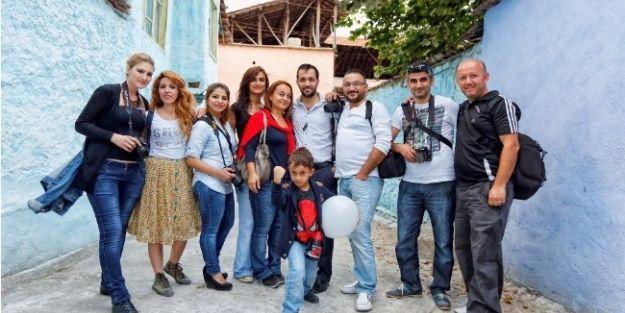 Mafsad Yeşilyurt'a Fotoğraf Gezisi Düzenledi