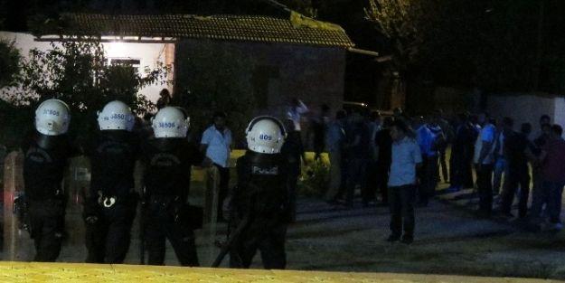 Mahalledeki Çocuk Kavgası Polisi Alarma Geçirdi