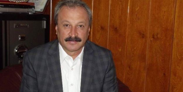 Mahrukatçılar Odası Başkanı Orhan Özbek: