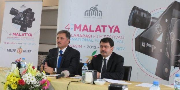 Malatya 4. Film Festivaline Hazırlanıyor