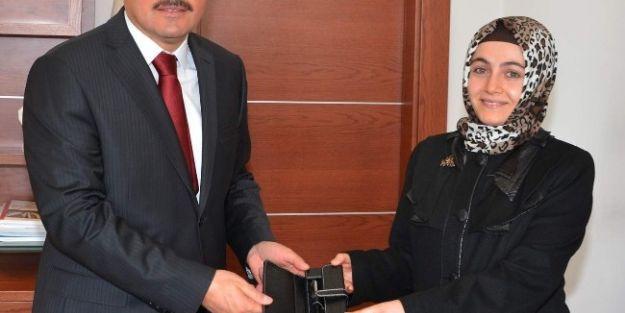 Malatya Belediye Başkanı Ahmet Çakır'a Öğretmenlerden Ziyaret