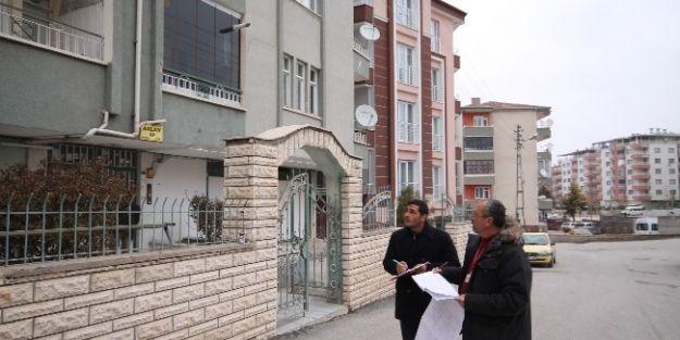 Malatya Belediyesi Numarataj Çalışması Yapıyor