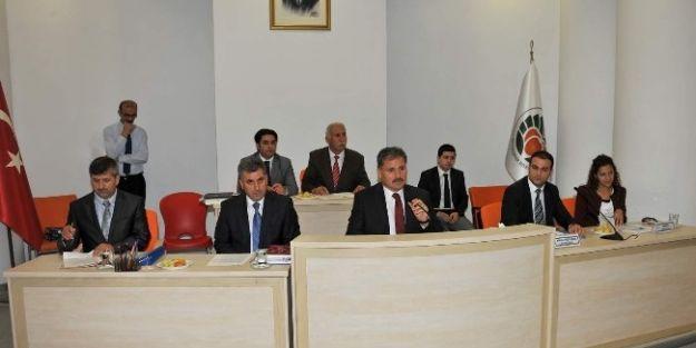Malatya Büyükşehir Belediyesi Meclis Toplantısı Yapıldı