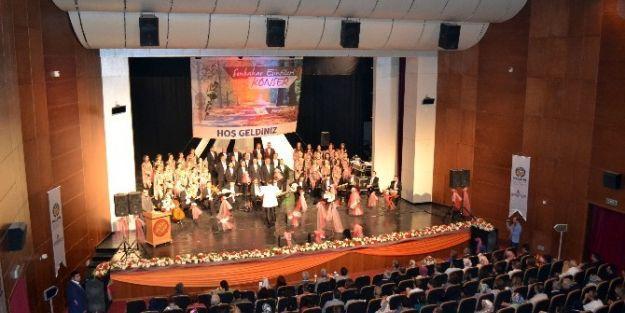 Malatya Büyükşehir Belediyesi Türk Sanat Müziği Korosundan Konser