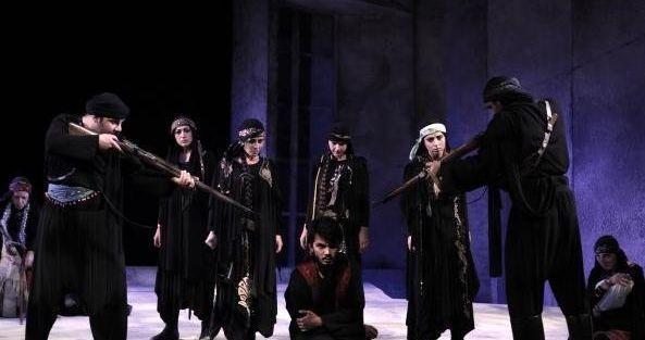 Malatya Devlet Tiyatrosu'nda Sezonun İlk Oyunu