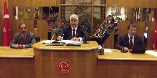 Malatya İl Genel Meclisi'nde De Öğrenci Evleri Tartışıldı