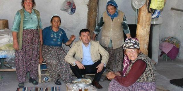 Malatya Milletvekili Veli Ağbaba Hekimhan'da Konuştu;
