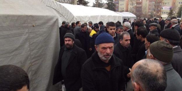 Malatya Ziraat Odası Başkanı Bayram Polatbaş İçin Mevlid Okutuldu