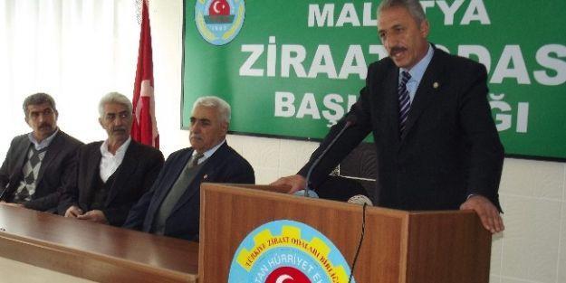 Malatya Ziraat Odası Yeni Dönem İlk Meclis Toplantısını Yaptı