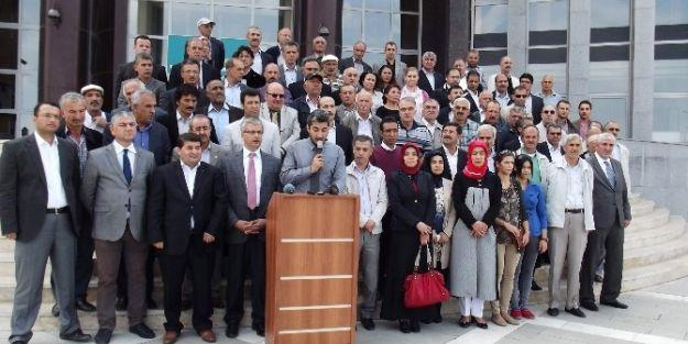 Malatya'da 134 Stk'dan Çözüm Sürecine Destek