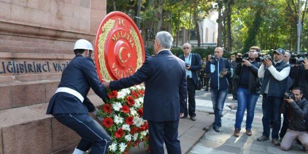 Malatya'da 29 Ekim Cumhuriyet Töreni