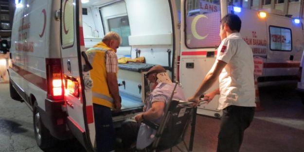 Malatya'da 4 Ayrı Kaza: 21 Yaralı