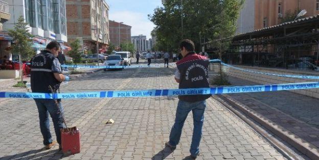 Malatya'da Adliye Önündeki Silahlı Olay