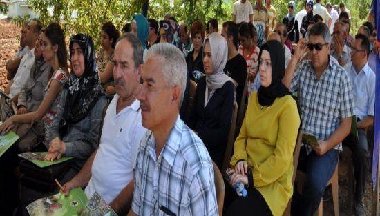 Malatya'da Antep Fıstığı Üretimi Yaygınlaştırılacak