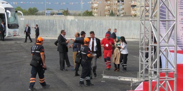 Malatya'da Başbakan Erdoğan'a Yoğun İlgi