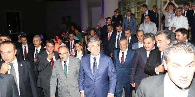"""Malatya'da 'başbakan Gül"""" Sloganları Atıldı"""