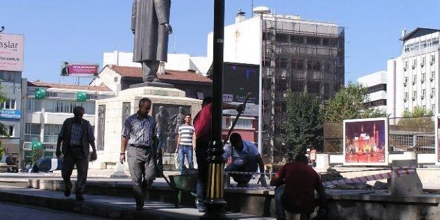 Malatya'da Başbakan İçin Hazırlıklar Tamam